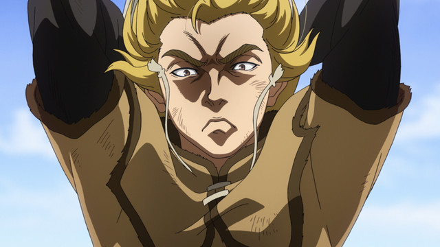 Prepare for an Arduous Journey with Vinland Saga Anime Promo