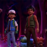 Mewtwo Strikes Back Shows Off Human Characters' CG Style in New Trailer