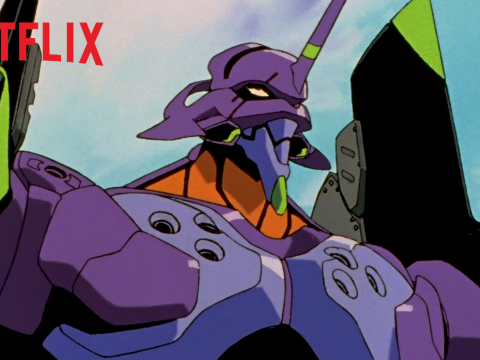 Evangelion TV Anime and Movies Hit Netflix on June 21