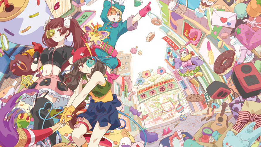 Fashion, Friendship, and Aliens collide in URAHARA