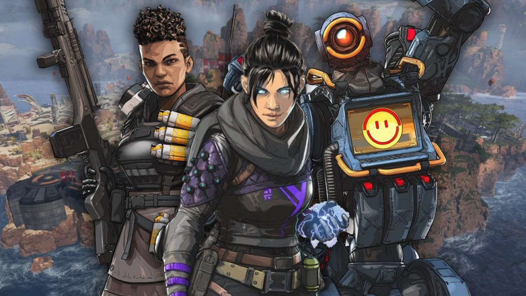 Dragon Ball Z SFX Make Apex Legends Even More Exciting