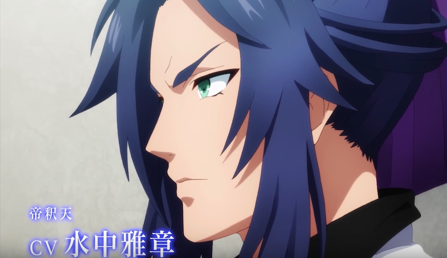 Buddha is a Hot Anime Dude in Upcoming April Anime