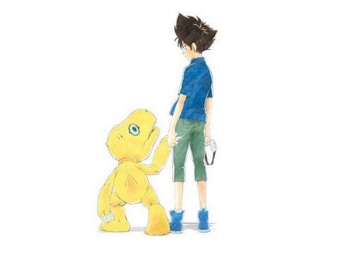 Digimon Adventure 20th Anniversary Film Lands in Spring 2020