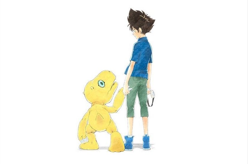 Digimon Adventure 20th Anniversary Film Lands in Spring 2020