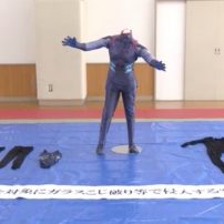Evangelion Cosplay Drove Accused Burglar to Commit Crimes