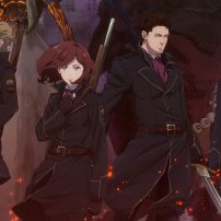 Funimation to Stream P.A. Works Original Anime Fairy gone