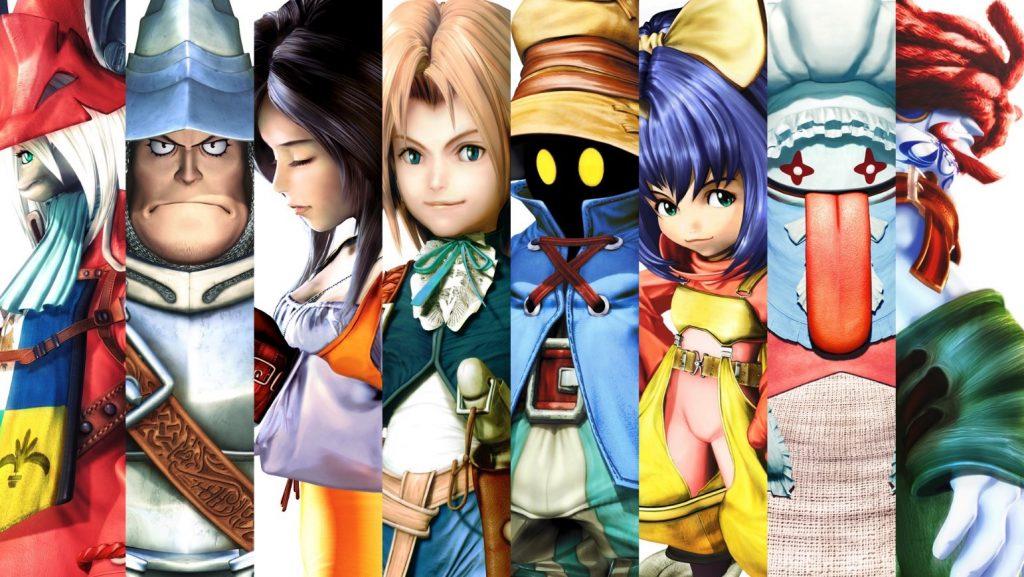 Go Inside Classic JRPG Final Fantasy IX in New Developer Diary