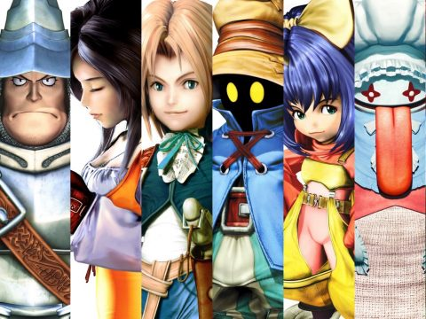 Go Inside Classic JRPG Final Fantasy IX in New Developer Diary