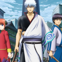 New Gintama Anime Project May Be in the Works