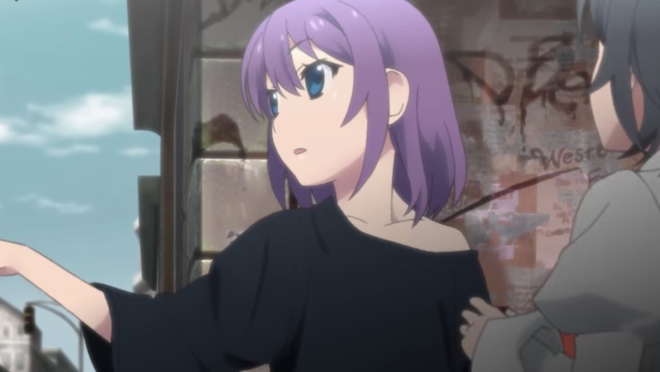 Grisaia: Phantom Trigger Anime Shows Off Its Opening