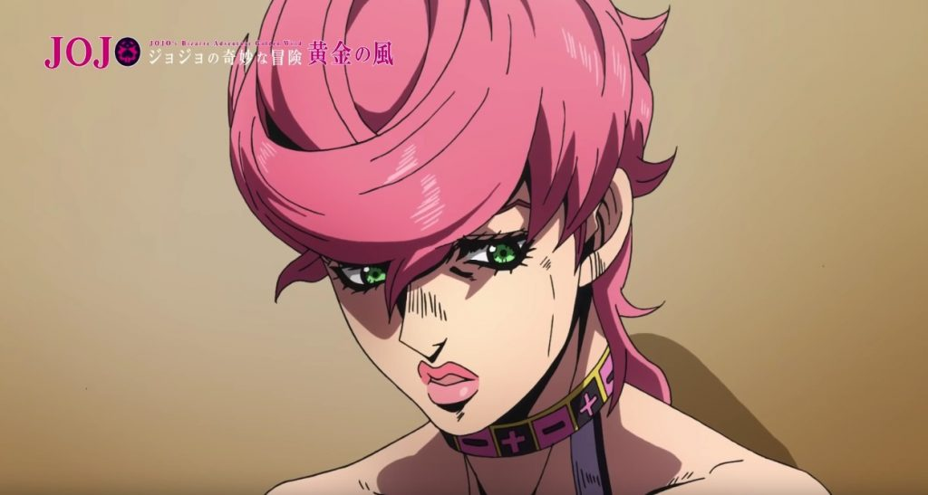 JoJo's Bizarre Adventure Anime Visual is Ready for Golden Wind Part Two
