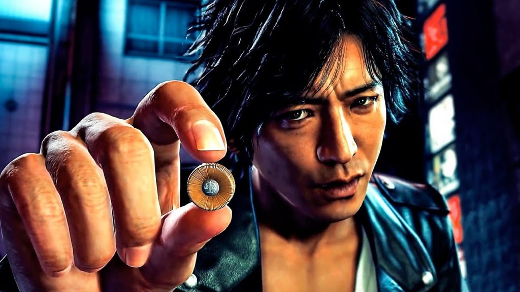 Judgment, the Latest Game from the Yakuza Team, Dated for the West