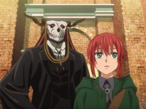 The Ancient Magus' Bride Anime Makes a Brief Return