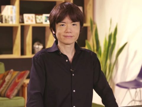 Super Smash Bros. Director Combats Illness at Work With IV Drip