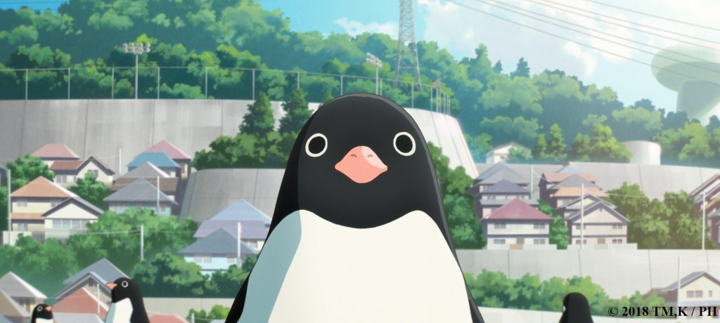 Penguin Highway Anime Film Opens in the U.S. on April 12