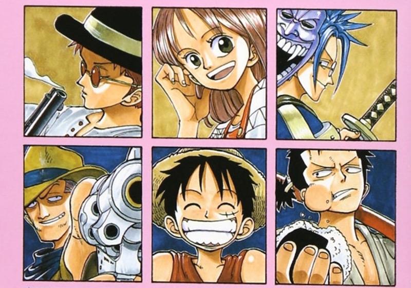 One Piece Prototype Manga Inspires Anime Adaptation