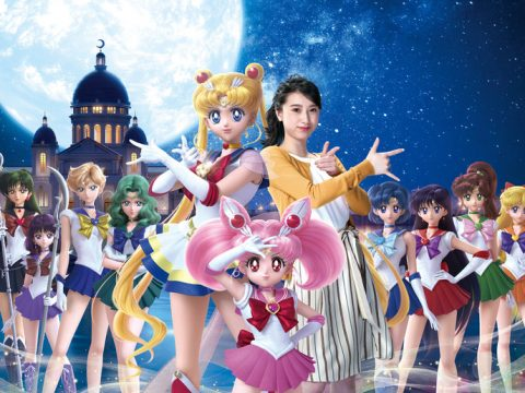 Sailor Moon 4D Experience Planned for Universal Studios Japan