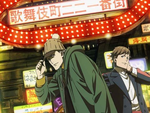 Kabukicho Sherlock Begins Unraveling Mysteries this October