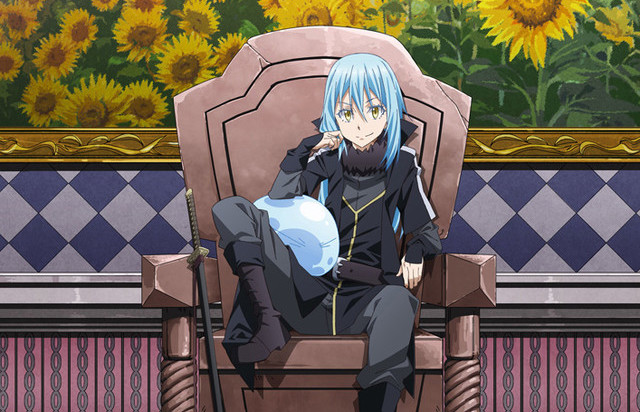 That Time I Got Reincarnated as a Slime Season 2 Debuts This Fall