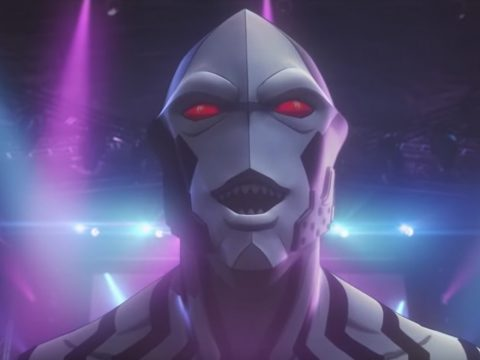 CG Ultraman Anime Promo is Here to Save the Day