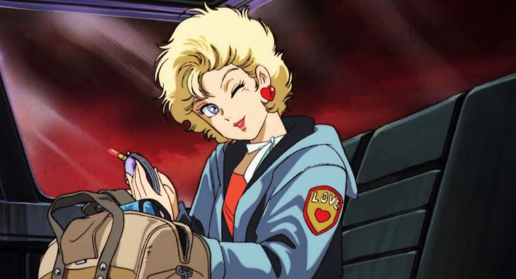 1989 Anime Film The Venus Wars Swoops in with Remastered Preview