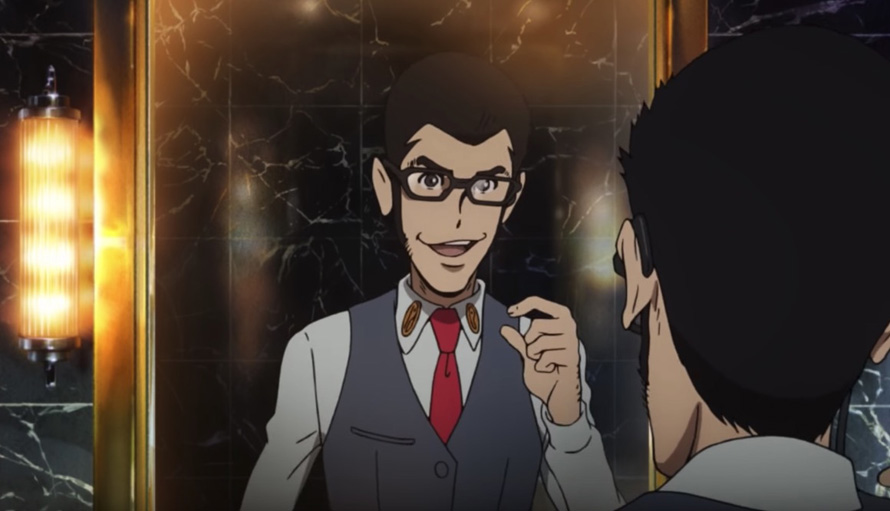 Lupin: Fujiko's Lie Anime Film Trailer Introduces Its Main Villain