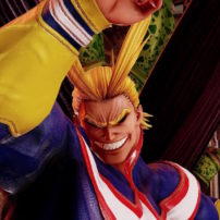 All Might Swoops in to Save the Day in JUMP FORCE Trailer