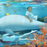 Children of the Sea Voice Actor Leaves Role Because of Changing Voice