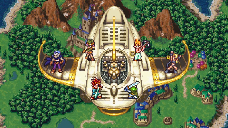 Chrono Trigger Named Famitsu's Top Game of the Heisei Era