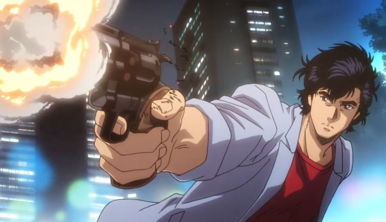 Discotek Gets Wild, Licenses All of City Hunter