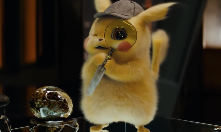 Dive into Detective Pikachu's Mystery in New Series of TV Spots