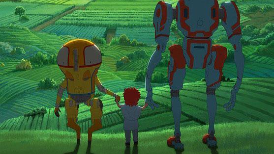 Netflix Announces Eden, Four-Episode Anime From FMA: Brotherhood Director