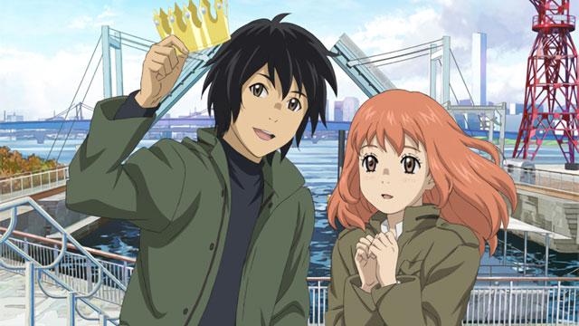Eden of the East Celebrates 10th Anniversary with New Visual, Merchandise