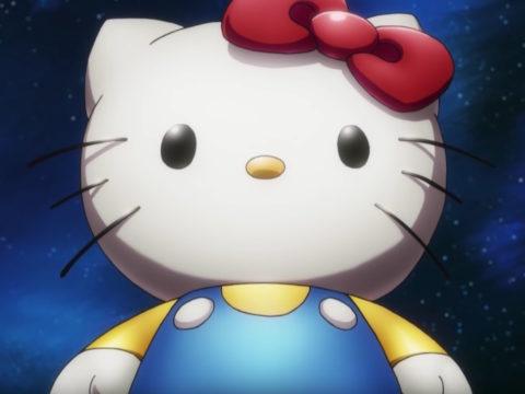 Gundam vs. Hello Kitty Showdown Begins in Debut Promo