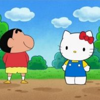 Hello Kitty to Make Guest Appearance on Crayon Shin-chan Anime