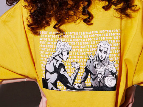 Check Out These JoJo's: Golden Wind-Inspired Threads