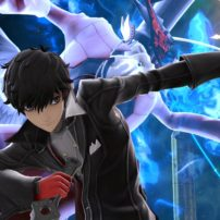 Persona 5's Joker Joins Super Smash Bros. Roster Today