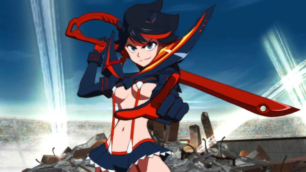 Kill la Kill: IF Fighting Game Samples Dub in Latest Trailer