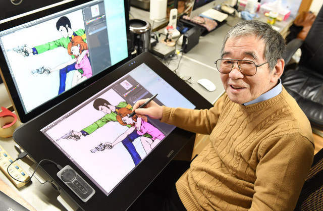 Lupin III Creator Monkey Punch Passes Away at 81