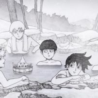 Mob Psycho 100 II Anime Ends with OVA Announcement