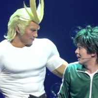 My Hero Academia Flexes Its Muscles in Stage Play Dress Rehearsal Footage