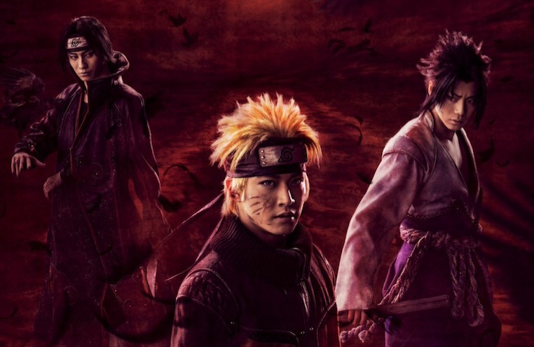Naruto Stage Play Cast Looks Perfect in Second Run Visuals