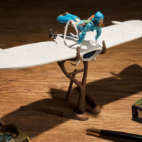 Nausicaa Flies into Your Home with New Figure