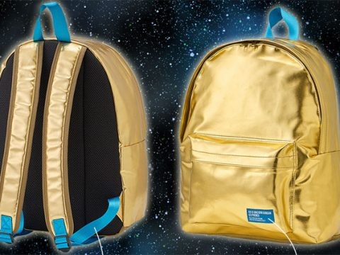 Shiny Gold Backpack Reps Mobile Suit Gundam Narrative