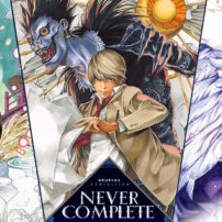 Death Note Artist Takeshi Obata Shares Awesome Visual for His Art Exhibit