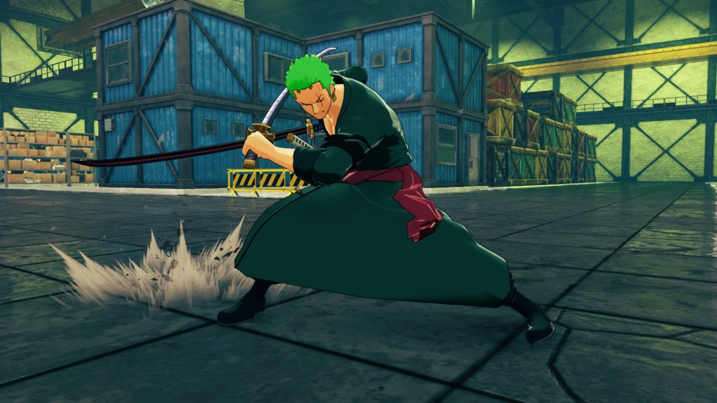 Zoro Headlines One Piece: World Seeker's First DLC Episode