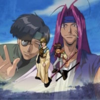 Saiyuki Anime Journeys to the West on Blu-ray