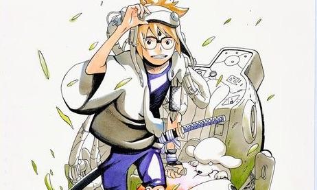 Samurai 8, New Manga from Naruto Creator, Launches Next Month