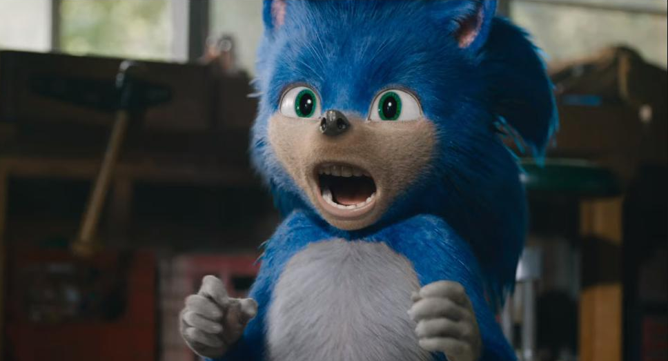 Live-Action Sonic the Hedgehog Trailer is Here and It Sure is Something