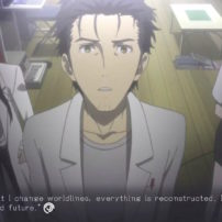 Steins;Gate Celebrates 10th Anniversary with New Visual
